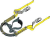 Fall Restraint Device,Wood Poles 20-60In -- 19D185