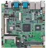 LV-67E-G Mini-ITX Motherboard with the choice of an Embedded Intel Atom D510, D410, D525 or Fanless N450 Processor -- 2808245