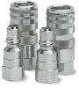 Nordic Range Stainless Steel Couplings -- Series 526 DN6.3 -- View Larger Image