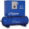 Quincy 15-HP 120-Gallon Two-Stage QT Xtreme Air Compressor -- Model 2153DS12HCB46X