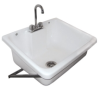 Wall Mounted Mop Sink -- 32215 -- View Larger Image