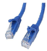 StarTech.com Snagless Cat6 UTP Patch Cable - ETL Verified - -- N6PATCH35BL