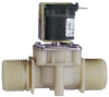 Servo-Controlled Solenoid Valve NC, DN 21 -- 01.021.126