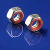 SEELNUTS® Self-Sealing Locking Nut -- 6-32