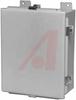 Enclosure; Steel; 10 in.; 8 in.; 6.0 in.; UL Listed, CSA Certified, JIC, IEC -- 70165205
