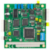 100 kS/s, 12-bit, 16-ch Multifunction PC/104 Module with Analog Output -- PCM-3718HO-BE