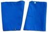 Chicago Protective Apparel Blue Nomex Welding & Heat-Resistant Sleeve - 590-NMX-6 -- 590-NMX-6 - Image