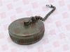 AMPHENOL 9760-24 ( RECEPTACLE PROTECTION CAP, METAL; ACCESSORY TYPE:DUST CAP; FOR USE WITH:MS3100, MS3101, MS3102 SIZE 24 RECEPTACLES; CONNECTOR BODY MATERIAL:METAL BODY; PRODUCT RANGE:97 SERIES; C... -Image