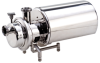 Service-friendly, Self-priming Side Channel Pump -- Vitaprime