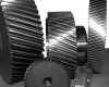 Custom Helical Gears - Image