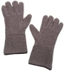 Heat Resistant Glove,Brown/White, XL -- 4JC91