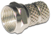 RG6 Twist-On F Connector -- 72-039
