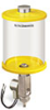 Yellow Color Key, Clear View Full Flow Electro Dispenser, 1 qt Pyrex Reservoir, 120V/60Hz -- B5164-032PB1206YW -- View Larger Image