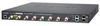 8-Port Long Reach PoE over Coax Rack Mount Managed Switch