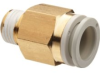SMC KQ2H12-02S PBT One-Touch Tube Fitting with Sealant, … -- KQ2H12-02S