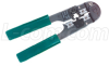 Modular Crimp Tool for RJ11 and RJ12 Plugs -- HT2096