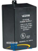 Valcom 0.6 Amp Receptacle Mount Power Supply -- VP-624B -- View Larger Image