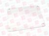 ASEA BROWN BOVERI 35CB4510W ( CONDUIT BOX COVER, WHITE EPOXY, 35 CB ) -- View Larger Image