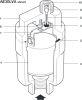 Automatic Air Eliminators / Air and Gas Vents for Liquid Systems -- AE30LV - Image