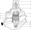 Bimetallic Steam Trap -- HP100