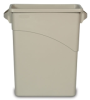 Rubbermaid Slim Jim Containers Recycling System -- 7053