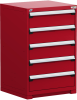 Heavy-Duty Stationary Cabinet (with Compartments) -- R5ADD-4411 -Image