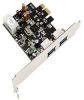 LaCie USB 3.0 PCI Express Card - USB adapter - PCI Express x -- 130977