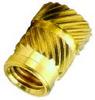 B1U Ultrasonic Brass Insert - Inch -- B1U-3724-375