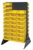 Bins & Systems - Conductive Bins - Louvered Racks - QDS-3666HCO - Image