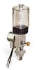 "(Formerly B1763-4X01), Single Feed Electro Lubricator, 2 1/2 oz Polycarbonate Reservoir, 1/4"" Male NPT, 120V/60Hz -- B1763-0021B1S21206W -- View Larger Image"
