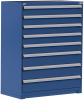 Heavy-Duty Stationary Cabinet (with Compartments) -- R5AHE-5815 -- View Larger Image