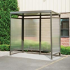 8x4 Smoking Shelter -- 3289100