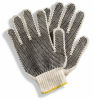 PVC Dotted String Knit Gloves -- GLV328