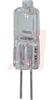 LAMP, HALOGEN, G-4 BASE, 12V, 20W -- 70013049