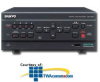 Sanyo Digital Video Recorder with Built-in QUAD Compressor -- DSR-M814H