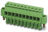 Printed-circuit board connector - MCVR 1.5/ 8-STF-3.5 - 1863369 -- 1863369