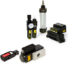 Series 105 - Filters, Regulators, and Lubricators -- 342 25 215 - Image