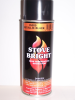 Stove Bright 6309 Metallic Black Aerosol Paint -- 1A62H209 -Image