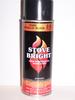 Heat Resistant Coating Stove Bright 6309 Metallic Black Aerosol -- 1A62H209