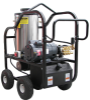 Portable Hot Elect. PressureWasher 2,000psi@4.0gpm 6hp 230V -- HF-4230-20G1