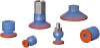 Vacuum Cups with Sponge Pad -- SX-SH