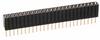 10 Pos. Female SIL Vertical Throughboard Conn. -- M52-5001045 - Image