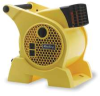 Blower,Portable, Safety Yellow,115 V -- 9566