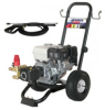 BE Prosumer 2500 PSI Pressure Washer w/ Honda GX Engine -- Model PE-2565HWCOM