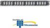 Panduit® 32 Port Patch Panel -- CPP32WBL