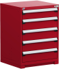 Heavy-Duty Stationary Cabinet (with Compartments) -- R5ADG-3815 -- View Larger Image