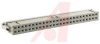 connector,idc receptacle(female),central&dual polarization,50 contact,gold,grey -- 70089025