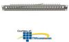 Hubbell NEXTSPEED® Cat6 Shielded Patch Panels, Unloaded -- PSJ24