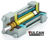 High Heat Cylinder, Vulcan Series