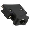 D-Sub, D-Shaped Connectors - Backshells, Hoods -- 10326-52A0-008-ND - Image
